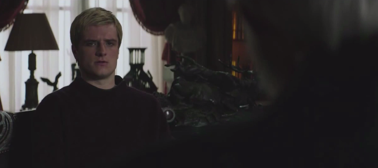 deleted scene mockingjay