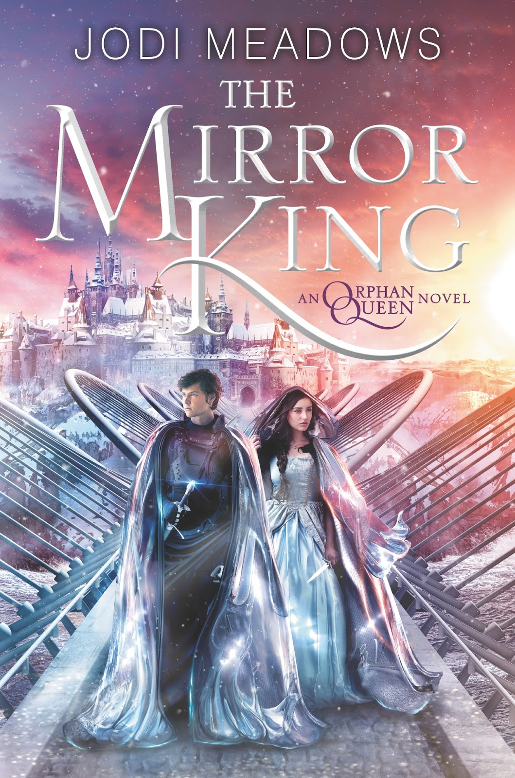 The Mirror King goede grootte