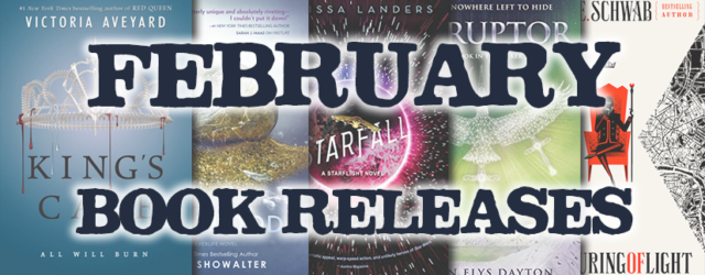 February Book Releases