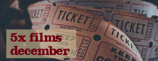 5x films december