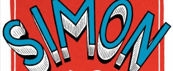 Simon-rood banner