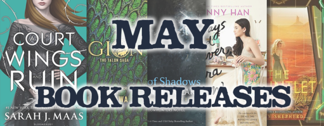 May Book Releases