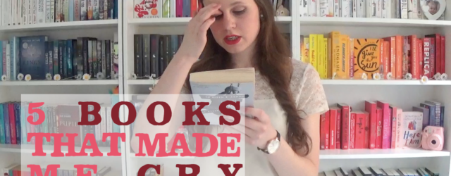 Books that made me cry
