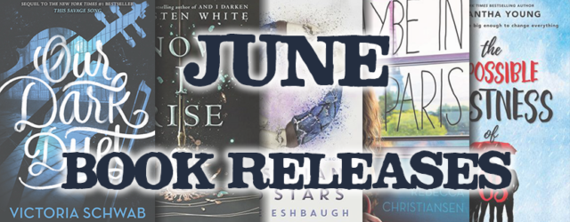 June Book Releases