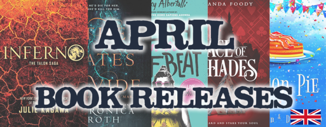 April Book Releases