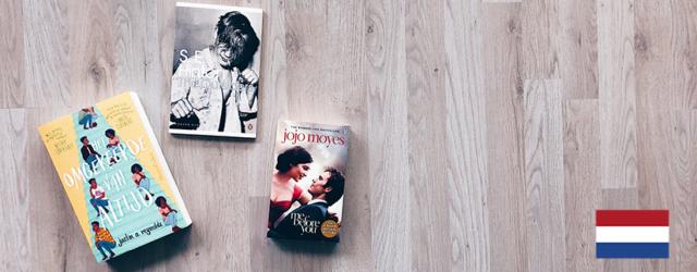 Deze boeken ga ik lezen juni 2019