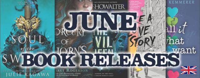 June Book Releases 2019