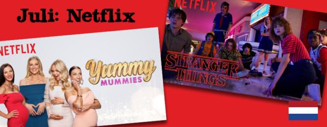 Netflix juli 2019