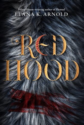 Book cover of Red Hood