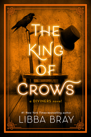 Book cover of The King of Crows