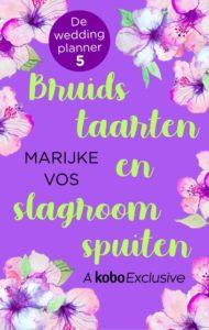 Omslag van het boek Bruidstaarten en slagroomspuiten