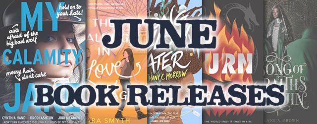 June 2020 YA Book Releases